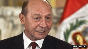 Traian Basescu
