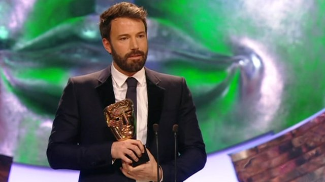 Argo named best film at Baftas