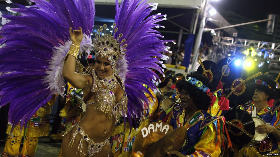 how to watch rio carnival