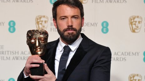 Bafta Film Awards 2013: The winners