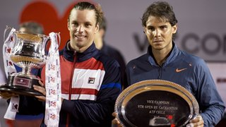 Horacio Zeballos and Rafael Nadal