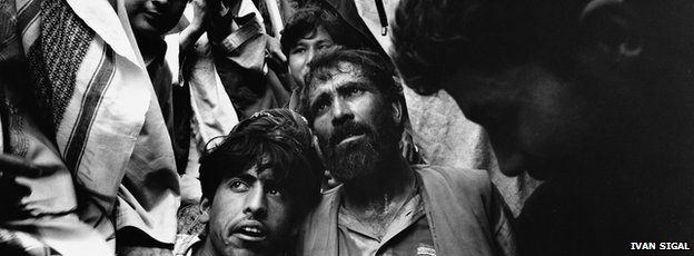 Kabul, Afghanistan, 2004, from White Road by Ivan Sigal