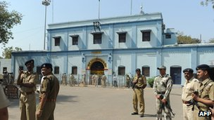 Indian prison escape plan foiled