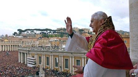 Pope Benedict XVII