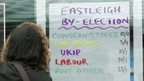 UKIP announces Eastleigh candidate