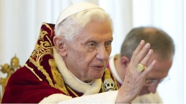 BBC News - Pope Benedict XVI resigns