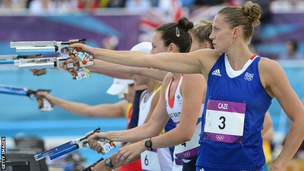 Modern pentathlon faces Games axe
