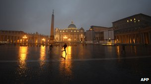 St Peter&#039;s Square, Vatican