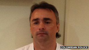 Panama arrests 'Colombian drug lord'