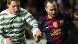 Celtic v Barcelona