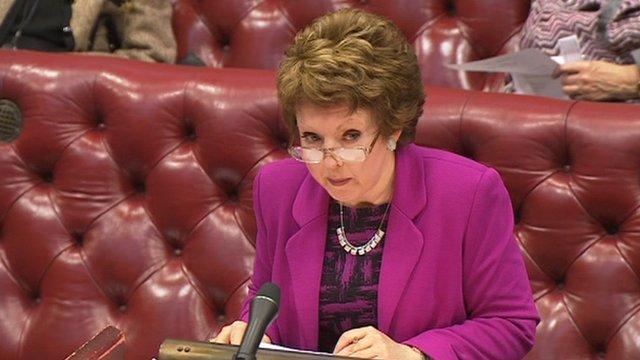 Baroness Stowell