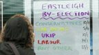 Clegg confident of retaining Eastleigh