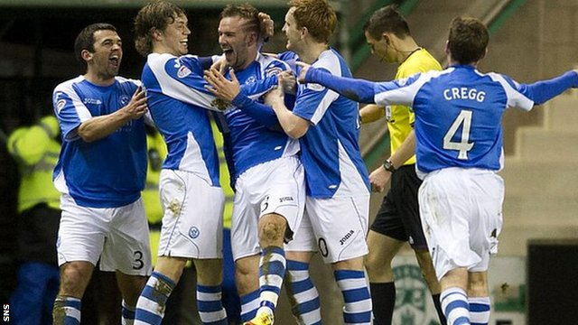 Highlights - Hibernian 1-3 St Johnstone