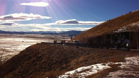 A view in Colorado (February 2013) by Mark Mardell