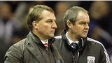 Brendan Rodgers and Steve Clarke