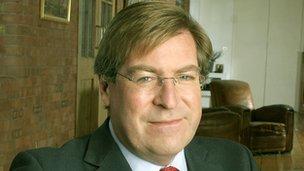 Edward Stourton