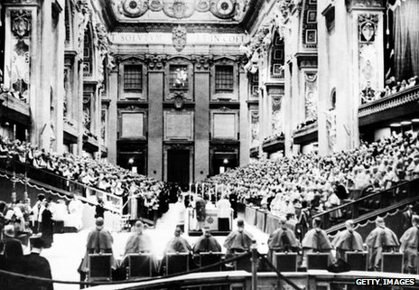 Second Vatican Council, 1962