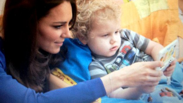 Duchess of Cambridge and Mackenzie