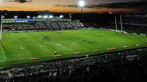 North Queensland's Dairy Farmers Stadium
