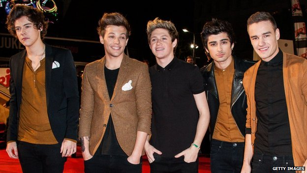 One Direction film trailer hits the web