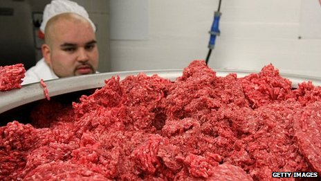 Mince ban 'linked to horse scandal'