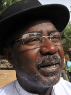 Gao&#039;s Mayor, Sadou Harouna Diallo on 1 February 2013