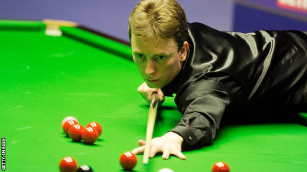 Former world champion Ken Doherty