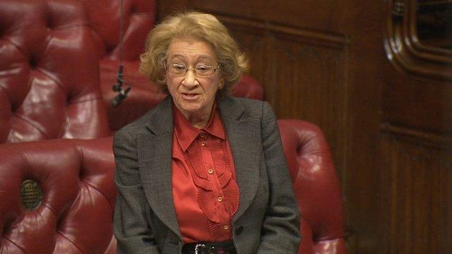 Baroness Stern
