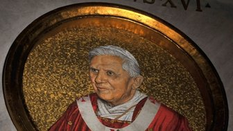 Portrait of the Pope