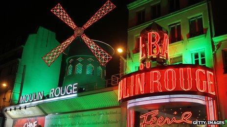 'Moulin Vert'