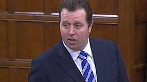 Mark Spencer MP
