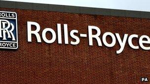 Rolls Royce, Derby