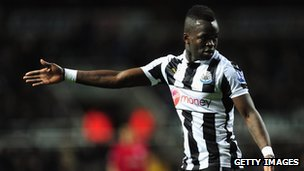 Newcastle player in fraud arrest