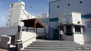 Ayalon Prison (13 February 2013)
