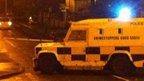Man in hospital after RTC in Belfast