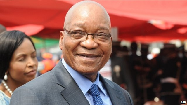 South Africa&#039;s President Jacob Zuma