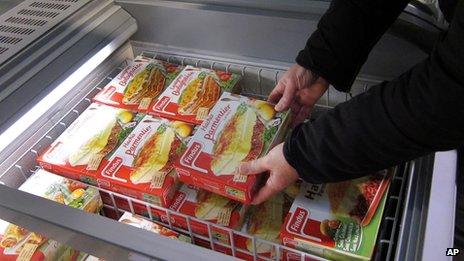 Findus lasagne withdrawn over horsemeat content