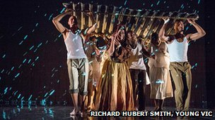 The Feast, Richard Hubert Smith, Young Vic