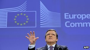 Barroso at EC conference