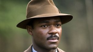 David Oyelowo in the BBC's Small Island
