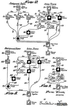 Velhos Patent drawing