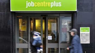 A job centre
