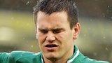 Ireland fly-half Jonathan Sexton
