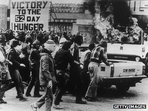 Troubles in Northern Ireland in 1981