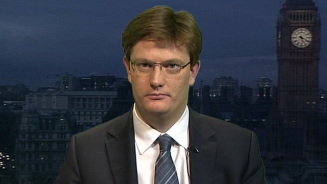 Danny Alexander MP, Chief Secretary to the Treasury