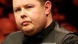 Snooker player Stephen Lee
