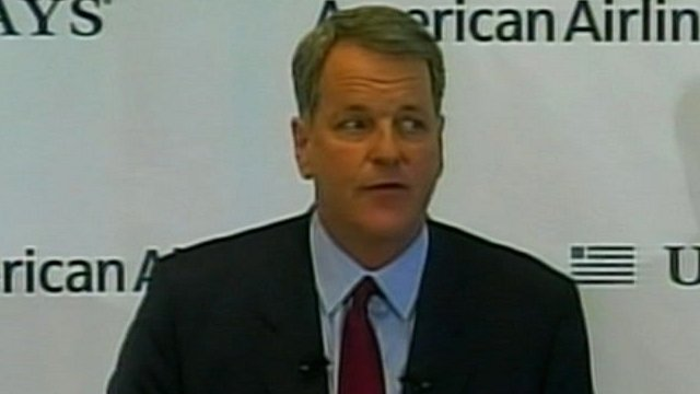 Doug Parker, CEO merged American Airlines