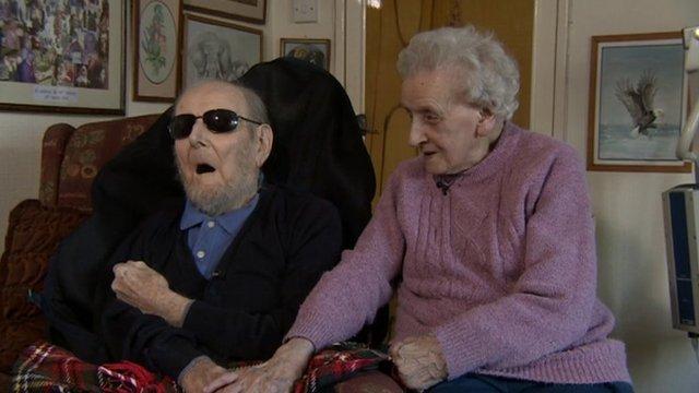 Beryl and Les Matthews