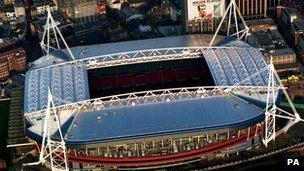 Millennium Statium, Cardiff