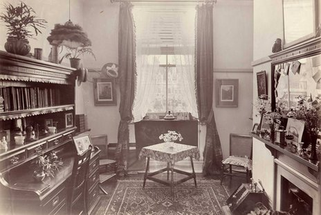 A 1890s Royal Holloway student study